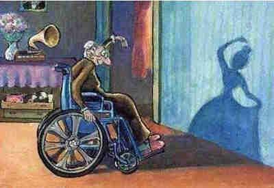 年齡不是問題,關鍵是擁有一顆年輕的心