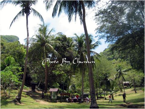 安通國家公園總部 - 哇他樂島Koh Wua Ta Lop