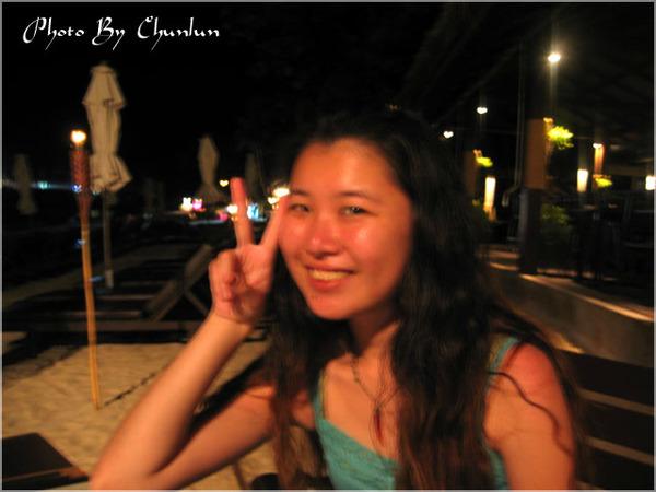 Tamarind  沙灘晚餐