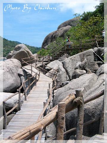 海鷗島 - 登山步道