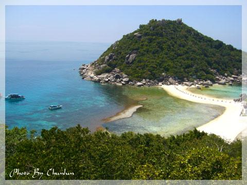 海鷗島 - 山頂照片