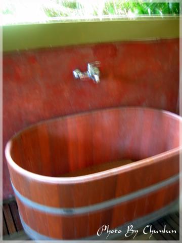 皇朝spa - spa室浴缸