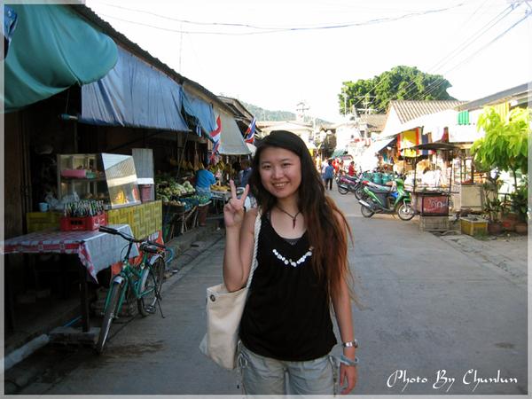 拉邁(Lamai)- 市場