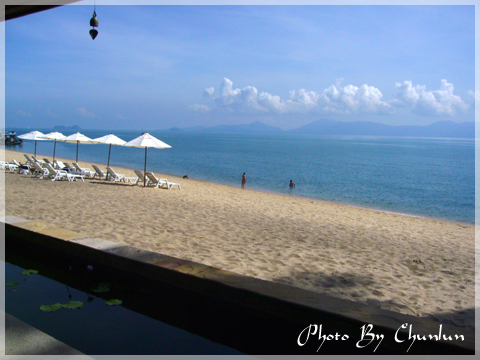 Samui Buri Beach Resort And Spa - 沙灘