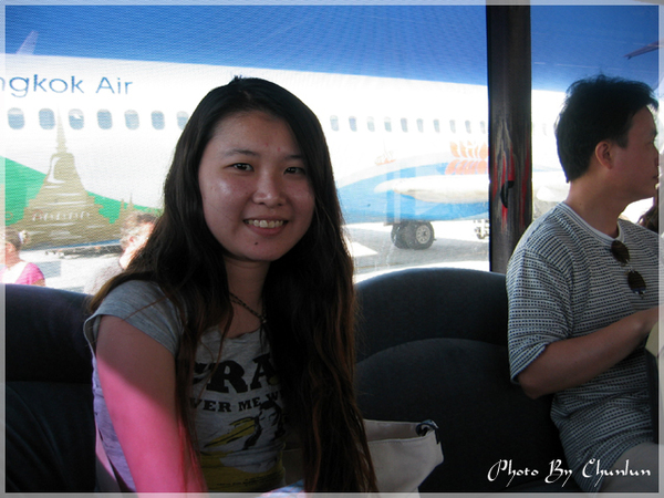 曼谷機場 - 接駁車