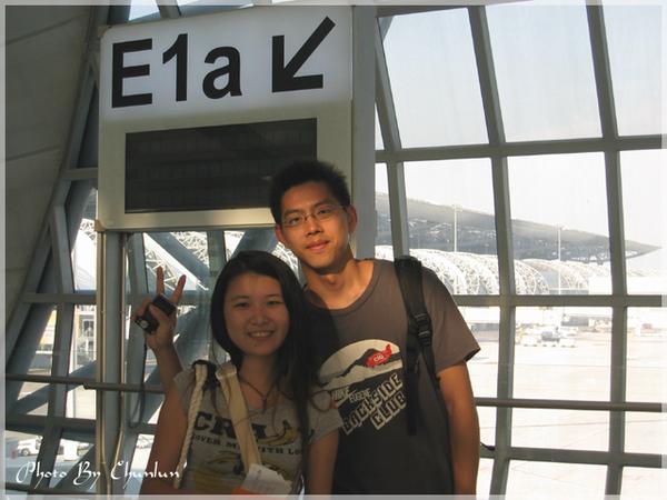 曼谷機場 - 登機門