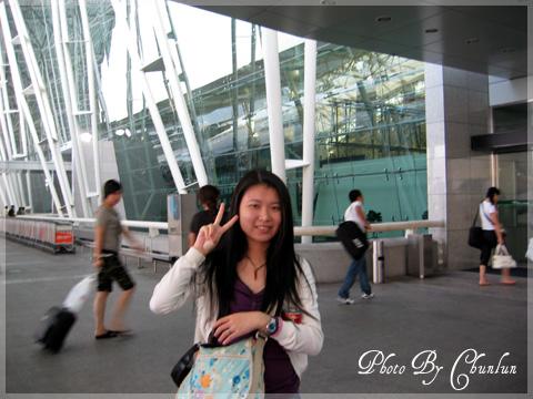 廣州白雲機場 - 靖
