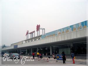 成都機場外觀