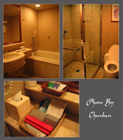 寒軒飯店 - 浴室
