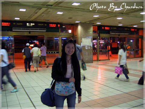 台北車站 - 靖