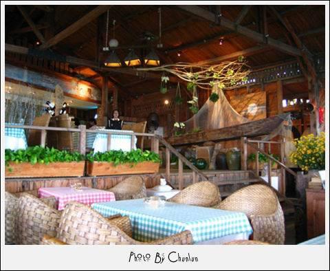 原野牧場 - 餐廳內