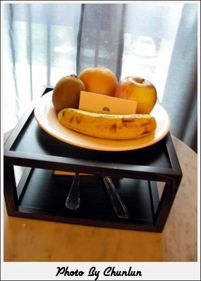 台邦商旅 - 迎賓水果