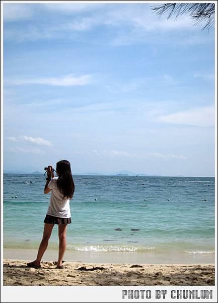 馬奴干島Manukan Island - 靖