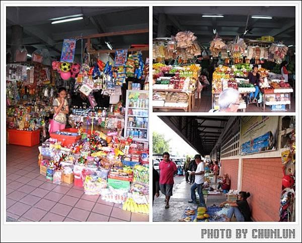 亞庇中央菜市場 Central Market