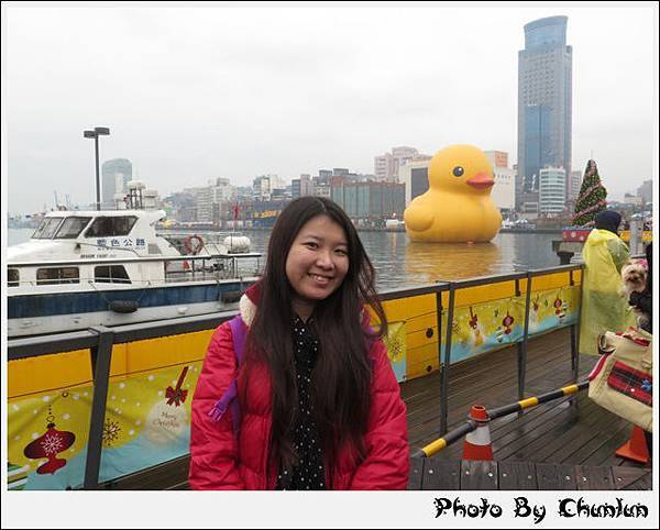 基隆黃色小鴨 - 靖