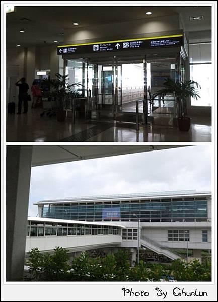 沖繩那霸機場
