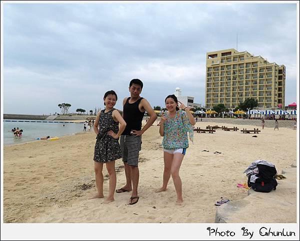 日落海灘Sunset Beach - 靖 & 阿近 & 靖妹