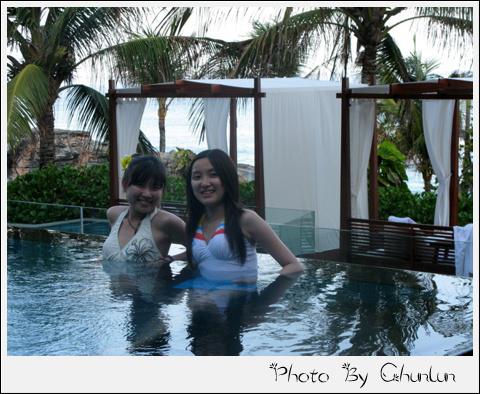 Nikko Bali - Club Loungh泳池