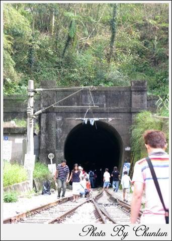 勝興車站 - 山洞