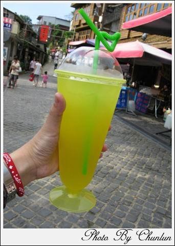 勝興車站 - 水果茶