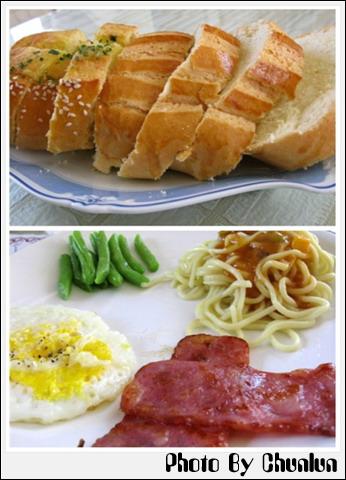 四季花園 - 早餐