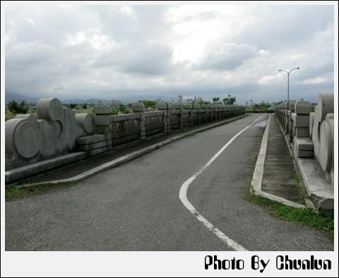 冬山河 - 飛虹橋