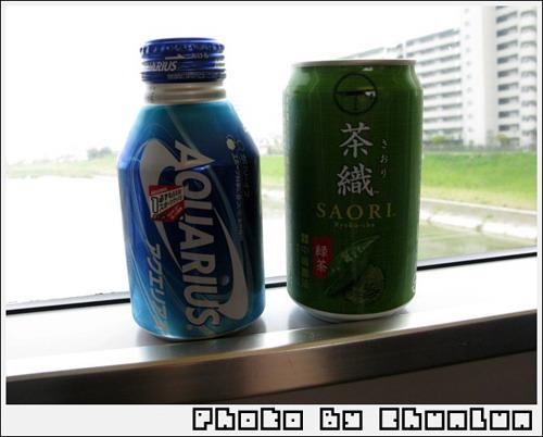 JR列車販賣機飲料