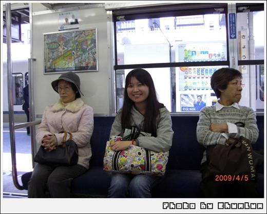 JR 奈良線 - 靖