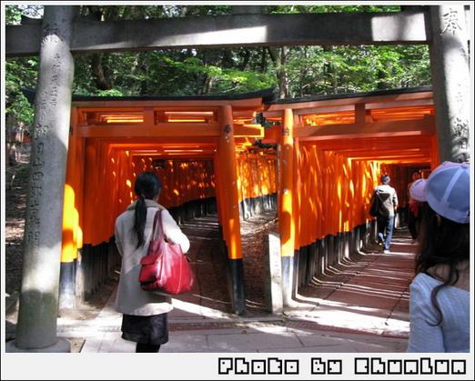 伏見稻荷神社 - 千本鳥居