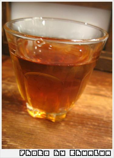 寶屋拉麵 - 冰茶