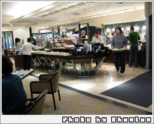 麗嘉皇家飯店 - Corbeille早餐餐廳