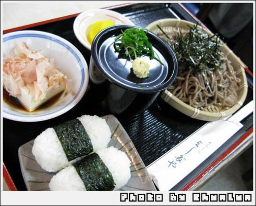 吉田家 - 蕎麥麵定食
