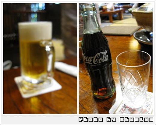 順正湯豆腐 - 啤酒 & 可樂