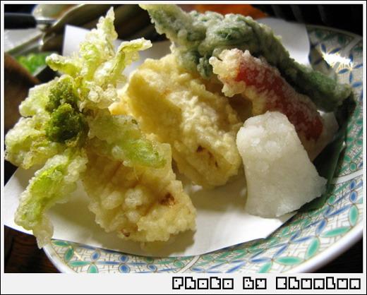順正湯豆腐 - 竹筍天婦羅