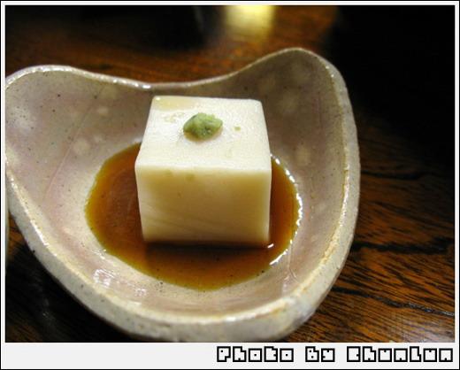 順正湯豆腐 - 胡麻豆腐