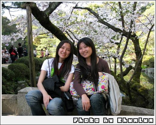 平安神宮 - 靖妹 & 靖