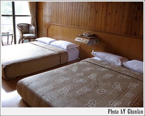 阿里山高峰大飯店 - 房間