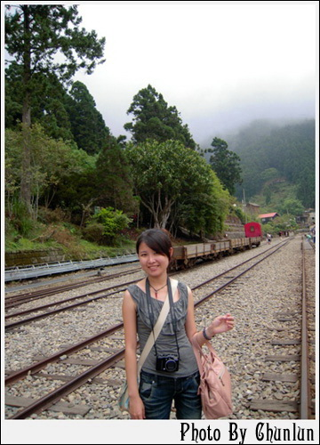 奮起湖火車站 - 靖
