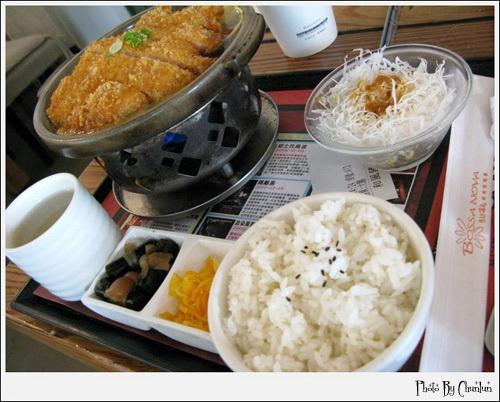 巴沙諾瓦餐廳 - 和風醬燒豬排陶板燒