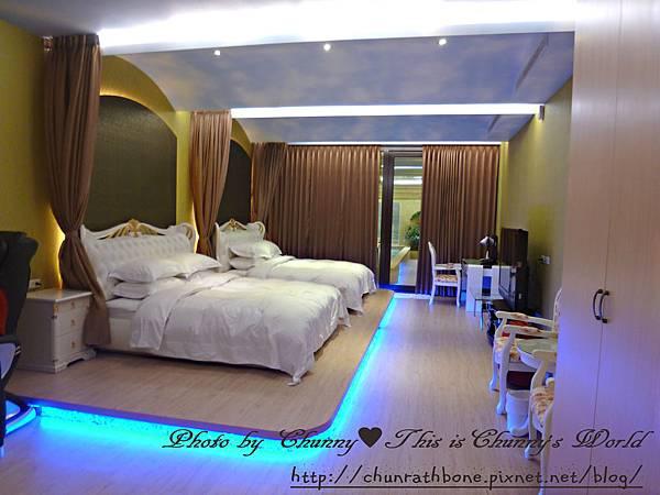 噶瑪蘭馬術俱樂部-VIP ~villa room