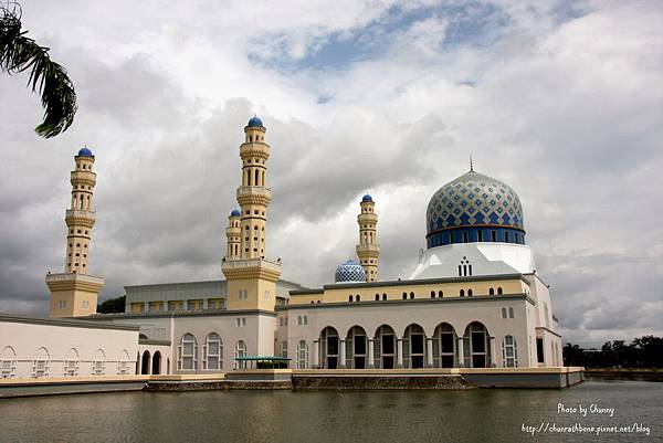 KK Mosque超美的回教堂