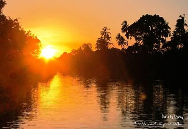Klias Sun-set