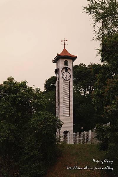 艾京生鐘塔