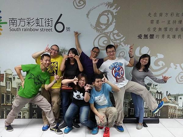 一人一故事劇場在台南