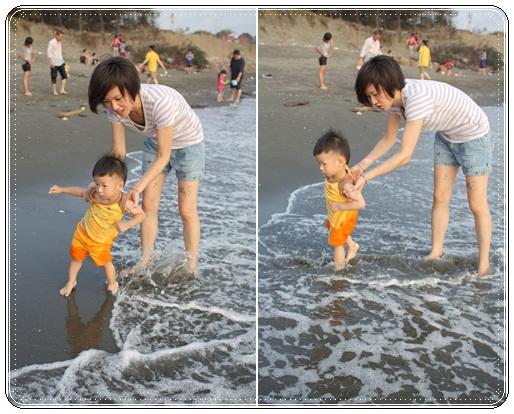 海邊玩沙戲水 (12)