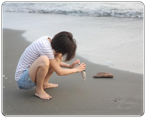 海邊玩沙戲水 (18)