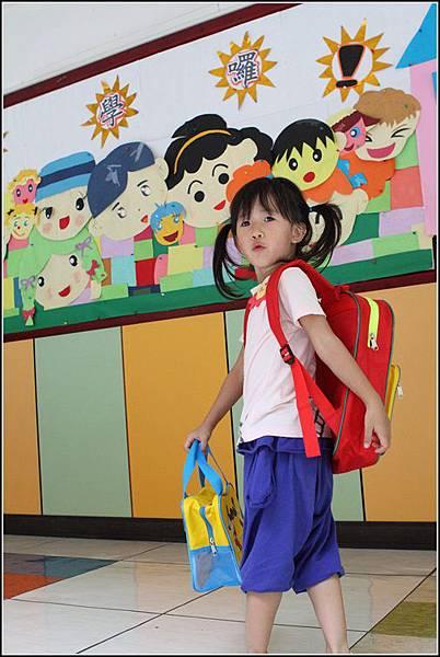幼兒園第一天(2)
