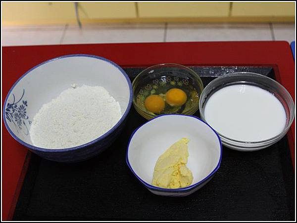 鬆餅DIY (1)