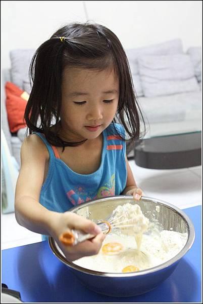 鬆餅DIY (3)