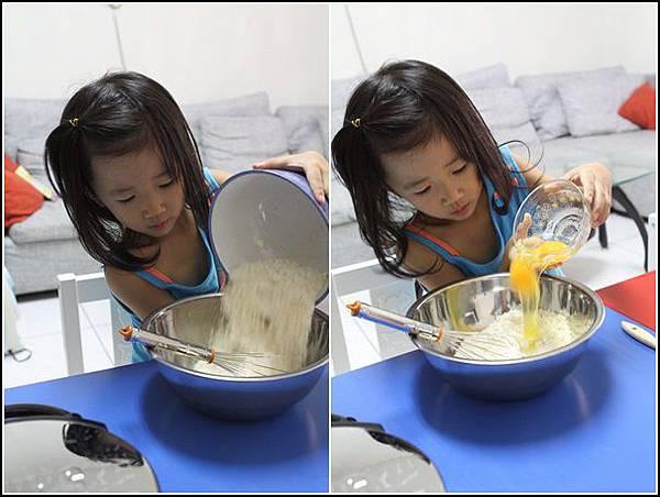鬆餅DIY (2)